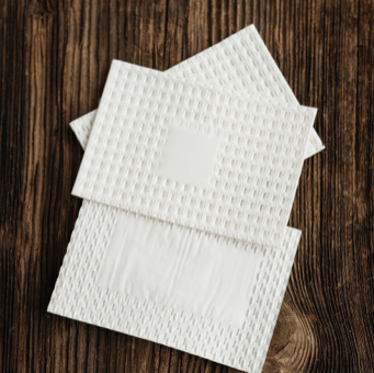 Compostable Absorbent Pads